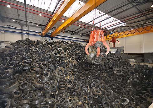 轮胎破碎机对轮胎再生橡胶的作用