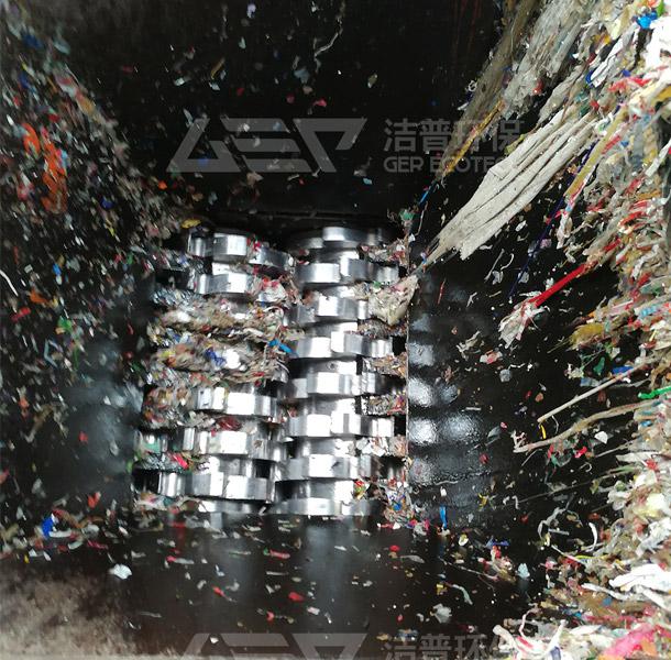 纸厂绞绳垃圾破碎