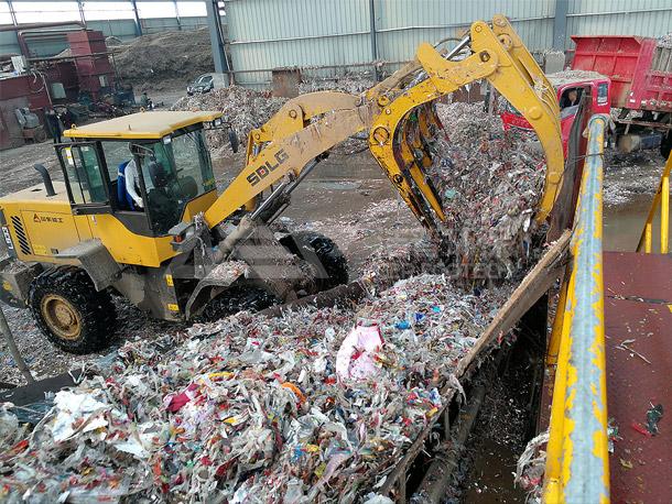选择合适的纸厂绞绳垃圾破碎机要注意这三