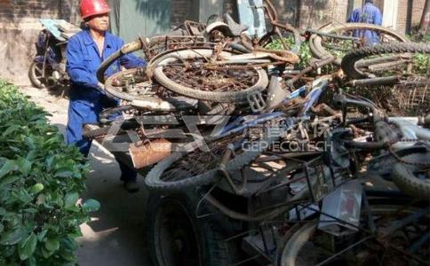 自行车撕碎机